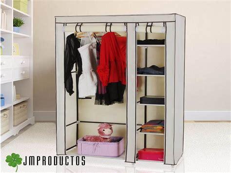 closet ropero organizador  ropa armable colgador armario  en mercado libre
