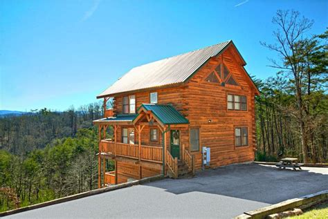 Cabin Of The Smokies by Cedar Creek Crossing Resort Smokies Cabin Rental