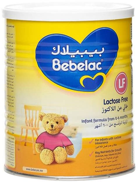 Bebelac Free Lactose Bebelac Lactose Free Milk 400g Price Review And Buy In