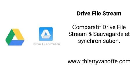 drive file stream is not enabled for the account drive file stream la meilleure solution de