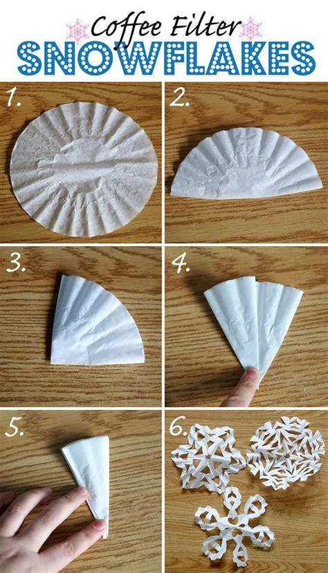 How To Make 3d Snowflakes Out Of Construction Paper - 12 ideas con copos de nieve para tus manualidades