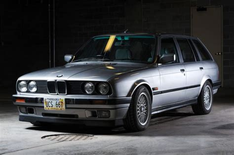 1989 bmw e30 touring wagon for sale bmw 3 series e30