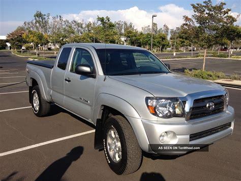 Toyota Tacoma 2009 2009 Toyota Tacoma 4x4
