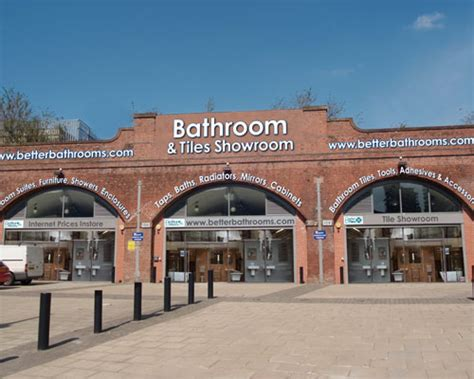 Better Bathrooms Manchester Showroom better bathrooms manchester showroom bathroom fixtures