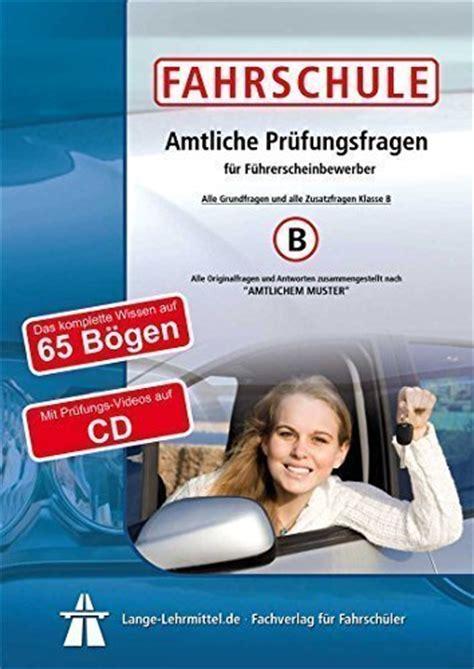 Motorrad Bogen Online by Preisvergleich F 252 Hrerschein Fragebogen Klasse B