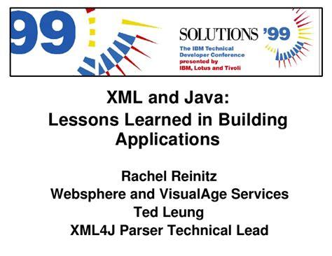 xml dom tutorial pdf libreria xml java librer a arduino para java