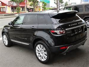 Land Rover Jeep Range Rover Evoque Jeep Car Sale In Sri Lanka