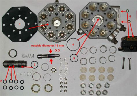 K Jetronic Ferrari 400 by Rebuild Kit Ke Jetronic 8 Cyl Ferrari 400 Parts