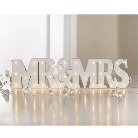 led light  words wedding gifts ideas bm
