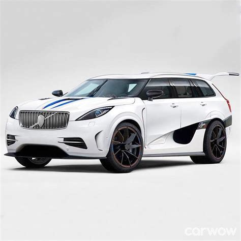 If Koenigsegg Made An Suv What Via Carwow The