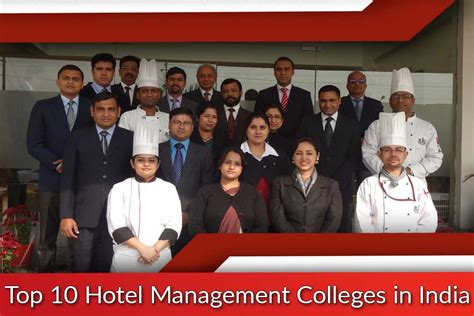 Best Mba Colleges For Operations Management In India by Top 10 Hotel Management Colleges In India