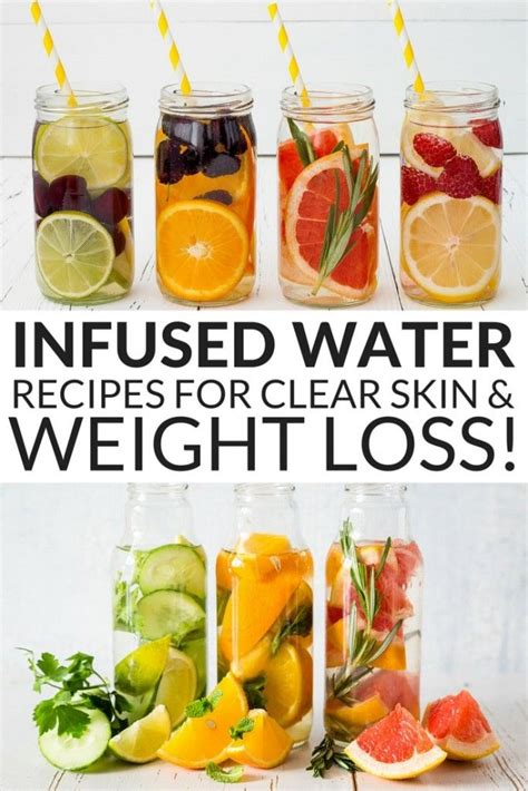 Air Detox Infused Water by Infused Water 11 Delicious Ways To Stay Hydrated Weight