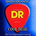 Dr Pomade Cool Blue dr strings cool blue coated electric strings lite 9 42 musician s friend