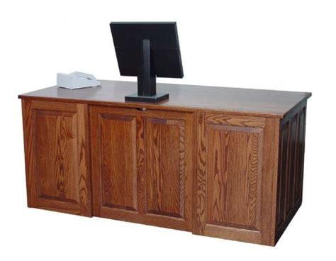 amish computer desk amish flattop computer desk amish office furniture