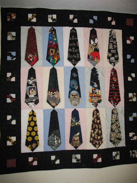 tie shirt pattern rules 292 best tie quilts images on pinterest necktie quilt