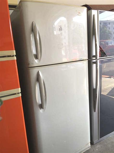 Freezer Besar fridge freezer besar big lg refrigerator peti ais auto