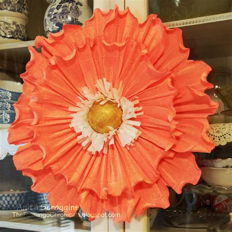 Www Paper Flowers - crepe paper flowers diy flower decorations