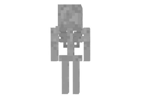 minecraft skeleton template le skeleton skin minecraft file minecraft