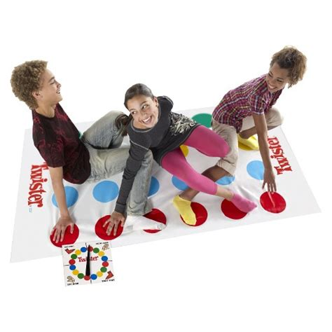 Twister Game : Target