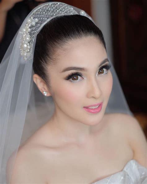 Eyeshadow Putih 12 foto eksklusif pernikahan serba putih dewi