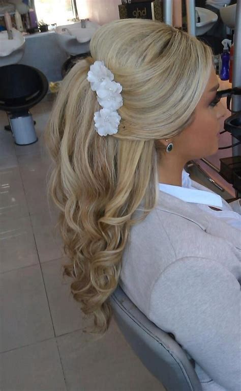 half up half down hairstyles for interview beauty pageant hairstyles page 2