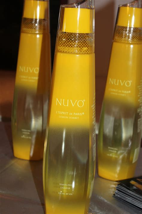 chagne bottle pink nuvo drink price