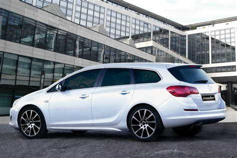 Opel Astra Sports Tourer by Foto Tuners Irmscher Opel Astra Sport Tourer Irmscher