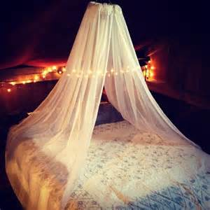 Black Bed Canopy With Lights Discover And Save Creative Ideas