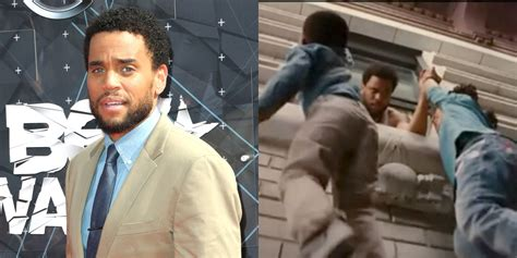 michael ealy dad people can t get over michael ealy dropping his kids out