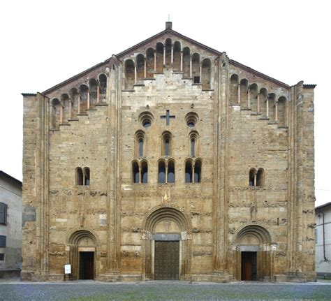 san michele pavia beweb edificio basilica di san michele arcangelo