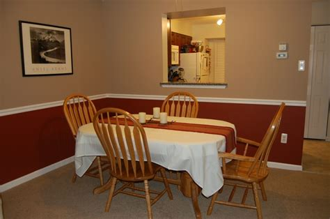 dining rooms with chair rails elegant dining room colors with chair rail chair rail in