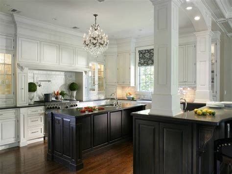 Houzz Kitchens White Cabinets Black And White Kitchen Black And White Kitchen Cabinets Houzz Black And White Kitchen Cabinets