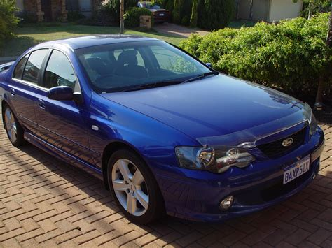 Blue Ford File Blue Ford Falcon Ba Xr6 Car Jpg Wikimedia Commons