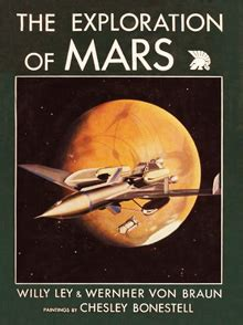the of mars books nss review the exploration of mars
