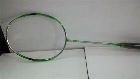 Raket Pro Ace Nano 9000 jual perlengkapan olahraga bulutangkis badminton aksesoris baju celana grip karpet lapangan