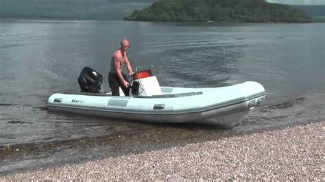big rib boat seapro 500rs 5m rib boat demo video with tohatsu 50hp