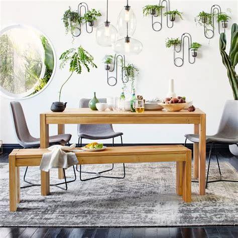 boerum dining table solid european oak west elm