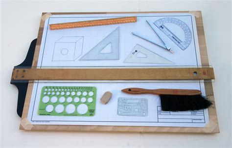 T Drawing Board by File Drafting Board With T Square And Drawingtools Jpg
