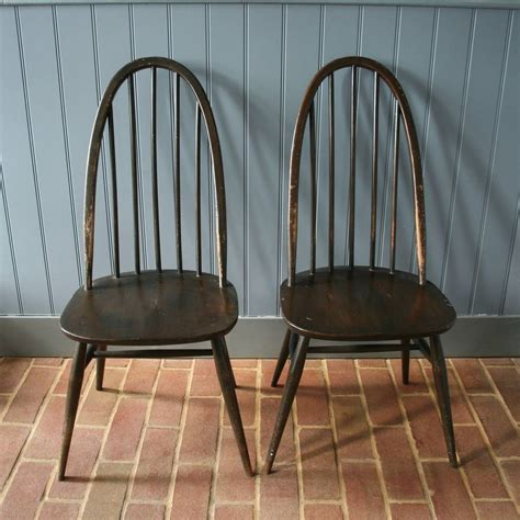 ercol quaker dining chair by homestead store