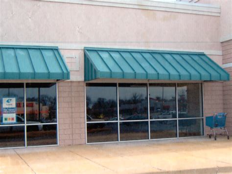 awnings for business metal awnings delta tent awning company