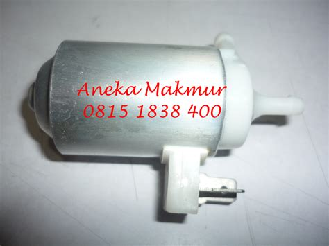 Pompa Washer Mobil jual motor washer dinamo pompa tabung air wiper hs
