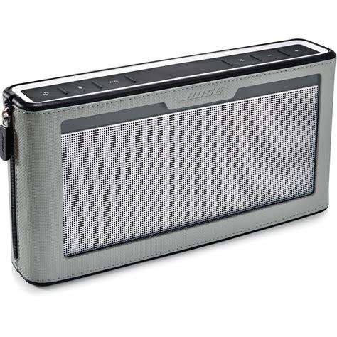 Bose Soundlink Bluetooth Speaker Iii bose soundlink bluetooth speaker iii cover gray 628173 0030