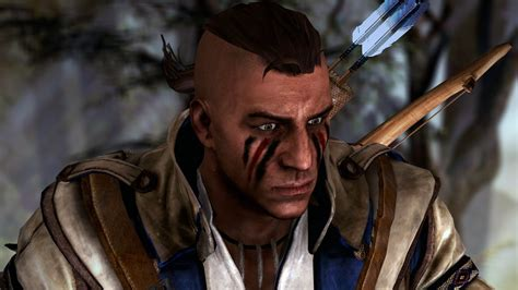 hoods haircutgame connor kenway mohawk by milance941 on deviantart