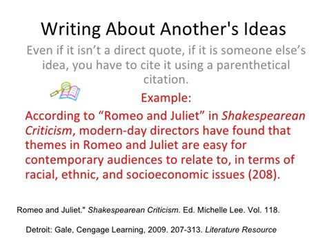themes in romeo and juliet and exles cite your sources techniques to avoid plagiarism and