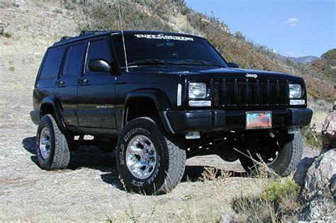 2001 Jeep Grand Lift Kit Jeep 3 5 Quot Lift Kit 1987 2001 Tuff Country