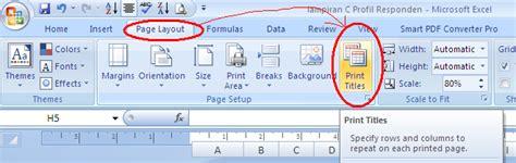 cara membuat nomor halaman karya tulis cara membuat nomor halaman di excell kang dadang blog