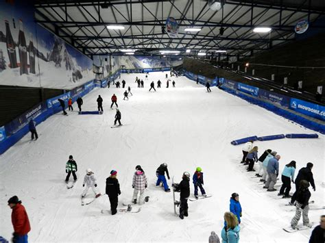 snow dome tamworth snowdome snowboard club uk