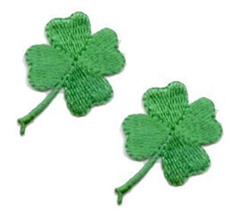 small leaved shamrock small four leaf clover lucky shamrock