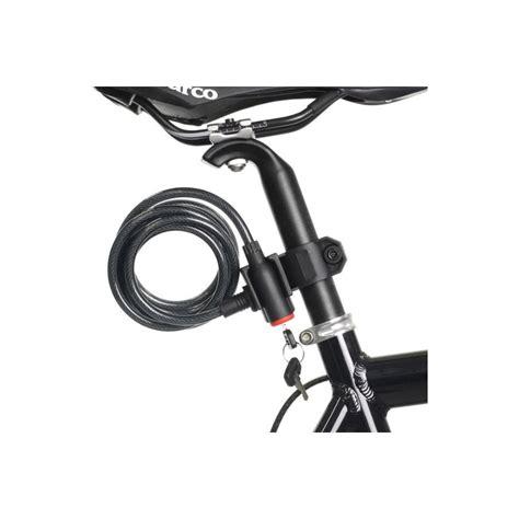 knmaster spiral bisiklet kilidi sele borusu baglanti fiyati