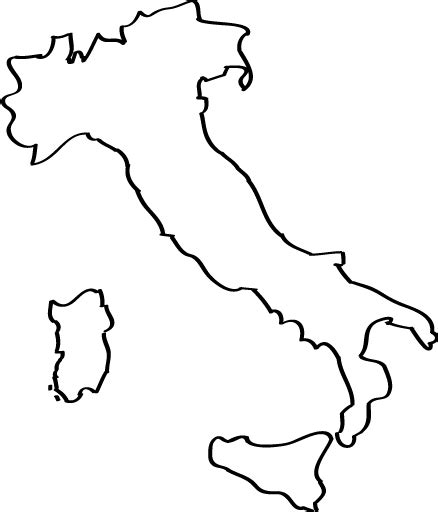 italy map outline printable image gallery italy map outline black